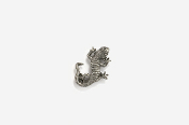 #M616 - Gecko Pewter Mini-Pin