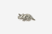 #M623 - Triceratops Pewter Mini-Pin