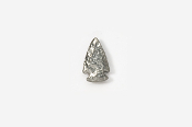 #M702 - Arrowhead Pewter Mini-Pin