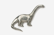 #620 - Brontosaurus Antiqued Pewter Pin