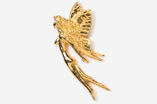 #974G - Fairy 24K Gold Plated Pin