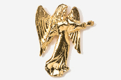 #975G - Angel 24K Gold Plated Pin